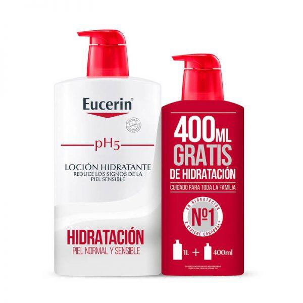 litro locion eucerin
