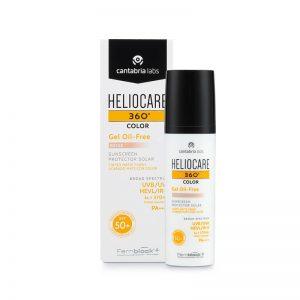 heliocare gel oil free beige