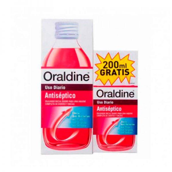 oraldine antiseptico oferta