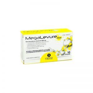megalevure probiotico