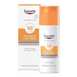 eucerin pigment control spf50