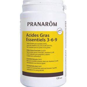 acidos grasos esenciales 3,6,9